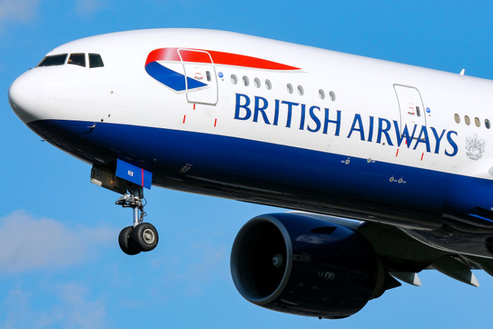 BA cancels all flights from London airports