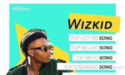 BellaNaija - Wizkid snags 7 Nominations for 2017 Billboard Music Awards