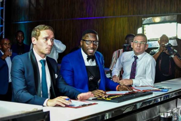 Blend and Dexterity! Winner of the 2017 World Class Nigeria Bartender Competition Emerges (Photos) - Brand Spur