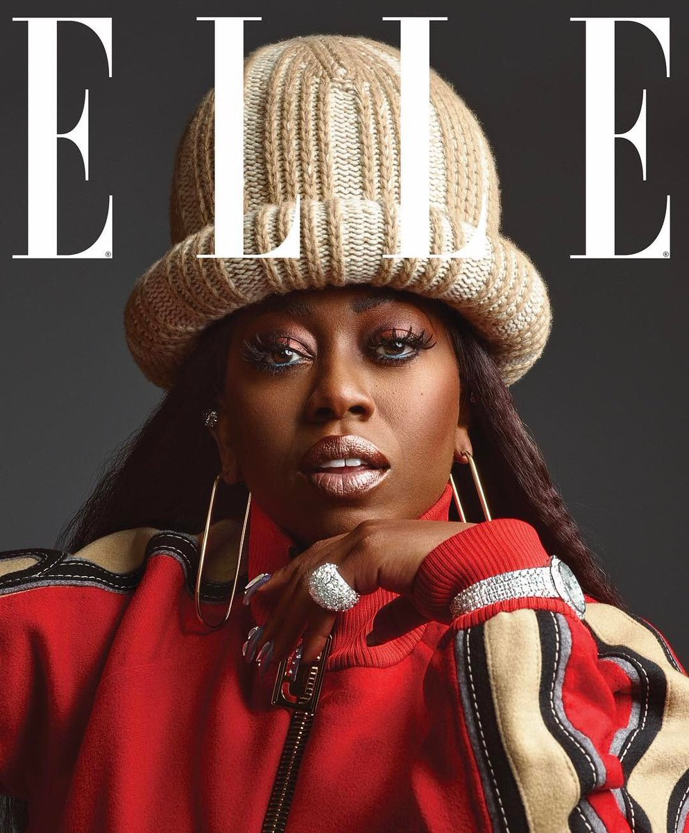 Is Missy Elliot Married Amazing music icon missy elliot is the cover star for elle magazine us