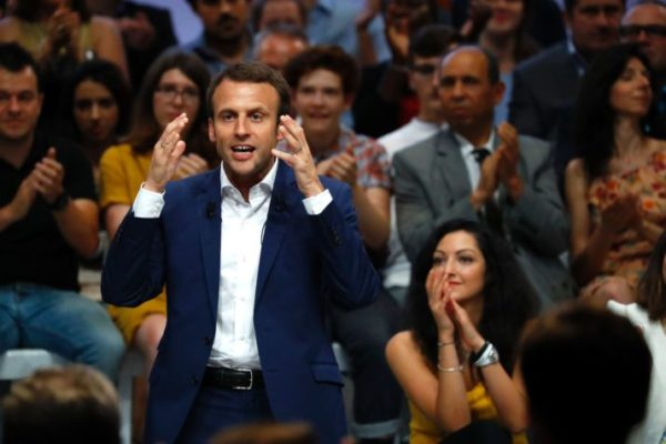 French President Emmanuel Macron spends €26,000 on Makeup in Three Months - BellaNaija