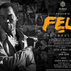 BellaNaij - Fela Anikulapo-Kuti to be inducted into the Hard Rock Cafe Memorabilia Hall Of Fame