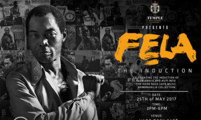 BellaNaij - Fela Anikulapo-Kuti to be inducted into the Hard Rock Cafe Memorabilia Hall Of Fame