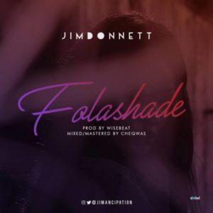 BellaNaija - New Music: Jim Donnett - Folashade
