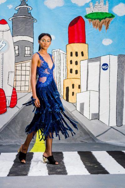 Fruché Spring Summer 2017 Lookbook: Venusians