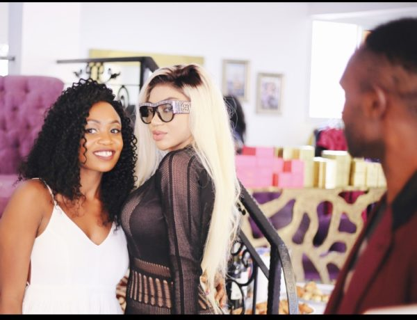 See Photos from Singer Dencia's 'Beauty, Glam & Brains Tour' in Cameroon
