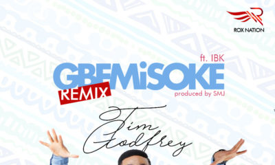 BellaNaija - New Music: Tim Godfrey feat. IBK - Gbemisoke
