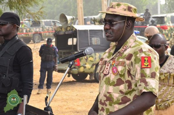 BellaNaija - Nigerian Military dismisses Boko Haram Threat