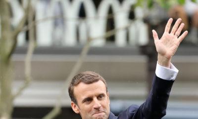 BellaNaija - 39-year old Emmanuel Macron sworn in as President of France