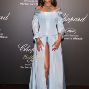 Will Smith, Rihanna, Kendall Jenner & More Attend Chopard Space Party at the #Cannes2017 Festival