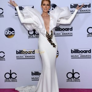 Red Carpet Photos! Ludacris, Vanessa Hudgens, Dencia, Celine Dion & More at the 2017 Billboard Music Awards