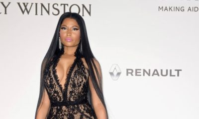 Nicki Minaj, Bella Hadid, Will Smith & More Attend amfAR's Cannes Gala