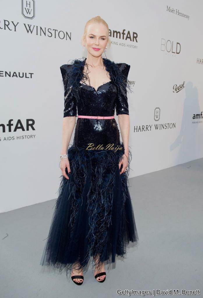 Nicki Minaj, Bella Hadid, Will Smith & More Attend amfAR's Cannes Gala