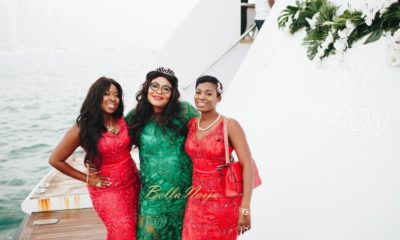 From a Desert Safari to a Fashion Show & a Luxurious Yacht Party - See all the Photos from Ghanaian Mogul Gifty Champion's Grand 60th Birthday Party in Dubai