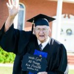 BellaNaija - It's Never Too Late! 88-Year Old Man graduates from College