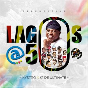 "BellaNaija - Mystro & K1 De Ultimate collaborate to release ""Lagos @ 50"" Anthem 