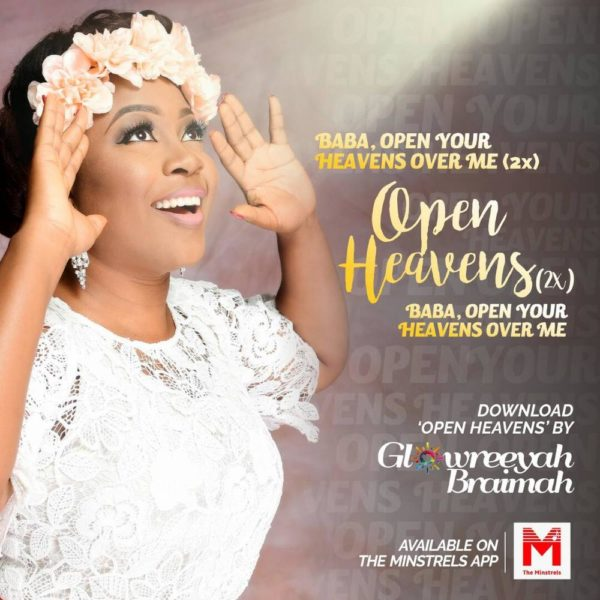 BellaNaija - Exclusive Premiere: Glowreeyah Braimah - Open Heavens