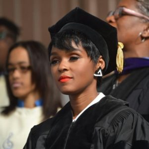 Janelle Monae Receives an Honorary Degree at Dillard University