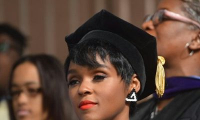 Janelle Monae Receives an Honorary Degree at Dillard University