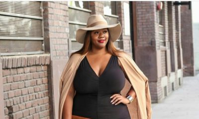 BN Style Your Curves: Kristen of 'Trendy Curvy'