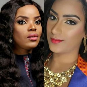 Juliet Ibrahim Disagrees with Empress Njamah