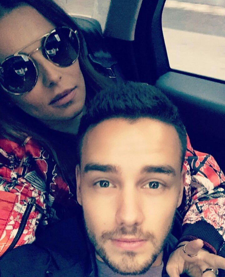 Niall Horan and Simon Cowell played Cupid for Cheryl and Liam Payne
