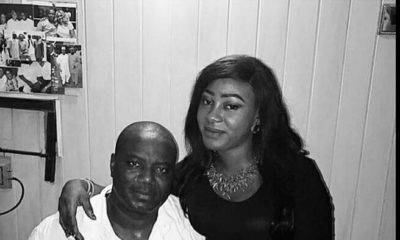 Lanre Gentry Shows Off his New Love on Social Media