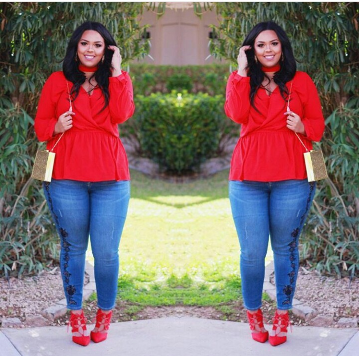 BN Style Your Curves: Nicole Simone of 'Curve on a Budget'