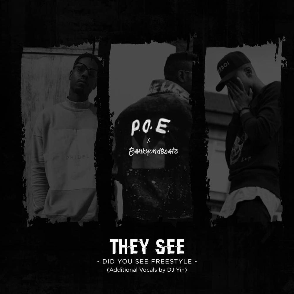New Music: Poe – They See (Did You See Freestyle)