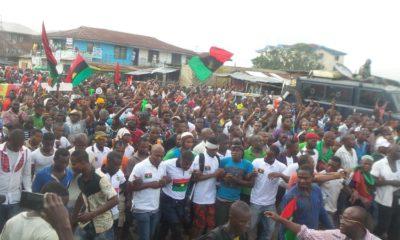 BellaNaija - Police arrest IPOB & MASSOB members in Ebonyi