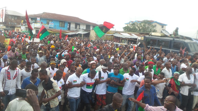 CAN distances self from IPOB sit-at-home order