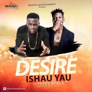 BellaNaija - New Music: Ishau Yau feat. Terry Apala - Desire