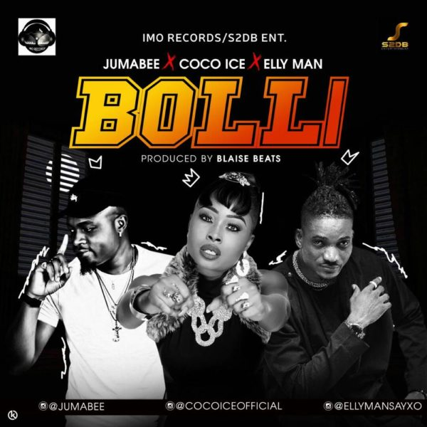 "BellaNaija - Jumabee releases New Single ""Bolli"" featuring #BBNaija's Cocoice & EllyMan 