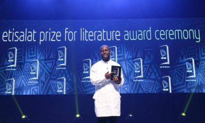 Jowhor Ile Emerges Winner of 2016 Etisalat Prize for Literature