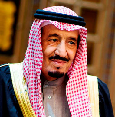 Saudi: King Salman Replaces Nephew With Son As Crown Prince