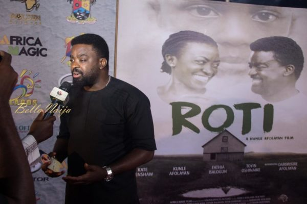 Image result for roti kunle afolayan's movie