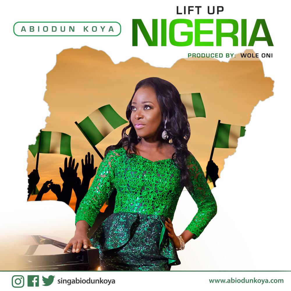"BellaNaija - Opera Singer Abiodun Koya Celebrates Democracy Day With Song ""Lift Up Nigeria"" 