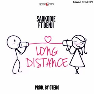 BellaNaija - New Music: Sarkodie feat. Benji - Long Distance