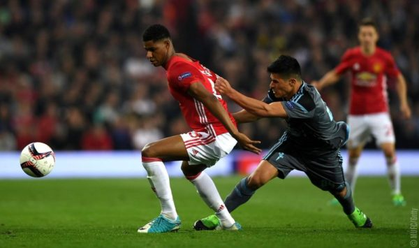 Manchester United reach First Europa League Final in Club's History