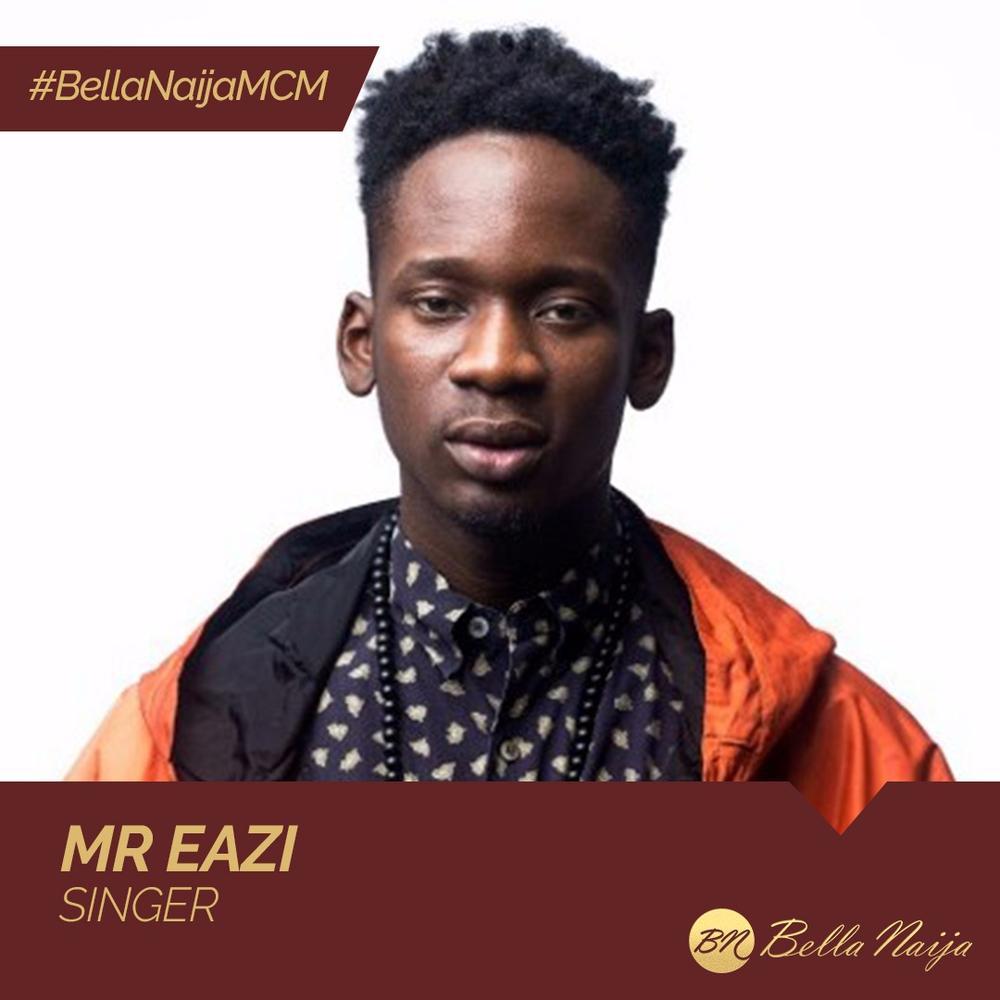 Entrepreneur, Tech Founder & Singer! Mr Eazi is our #BellaNaijaMCM this Week