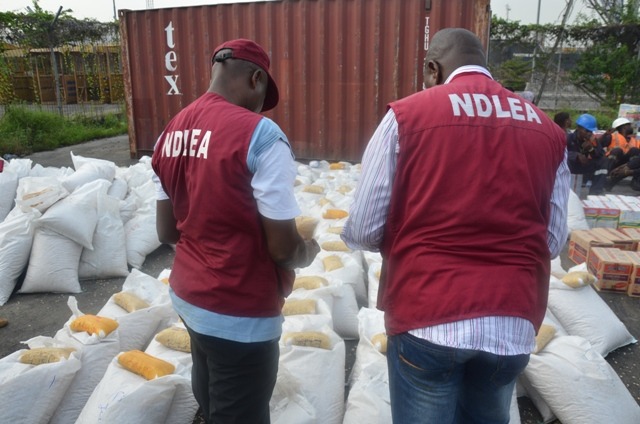 BellaNaija - NDLEA intercepts over 5000kg of Cannabis at Seme Border