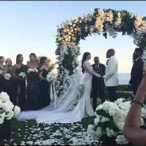 WAGS stars Nicole Williams & Larry English's #NicandLarry Wedding is Trending   Find Out Why!