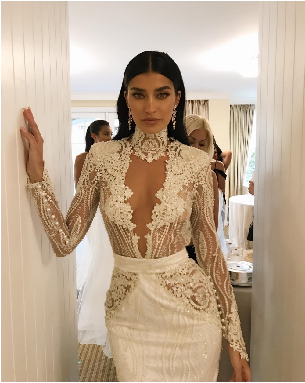 WAGS Stars Nicole Williams U0026 Larry Englishu0026#39;s #NicandLarry Wedding Is Trending | Find Out Why ...