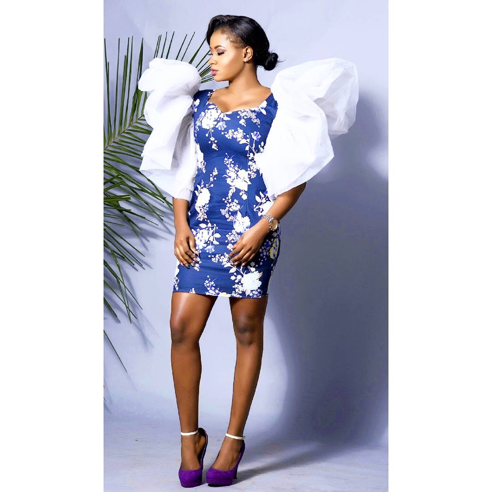 The 'Nlecha' Collection by Womenswear Designer LadyBeellionaire