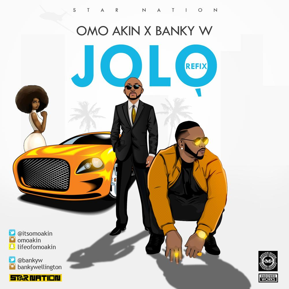 BellaNaija - New Music: Omo Akin feat. Banky W - JoLo