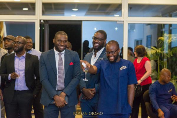 Obinna Ofor, CHuka Isichei, Chinedu Okeke-Ojiudu and UZ Okeke-Ojiudu