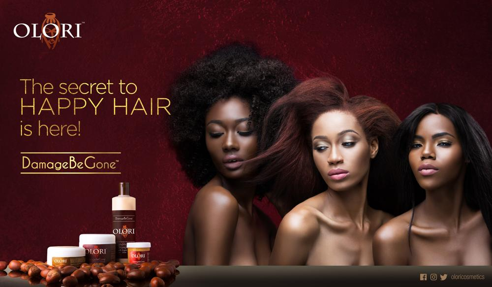 BN Beauty Presents The 'Olori' Campaign by Toyin Odunlate | Photography by Remi Adetiba