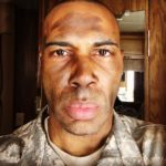 BellaNaija - Omari Hardwick goes Bald for New Movie