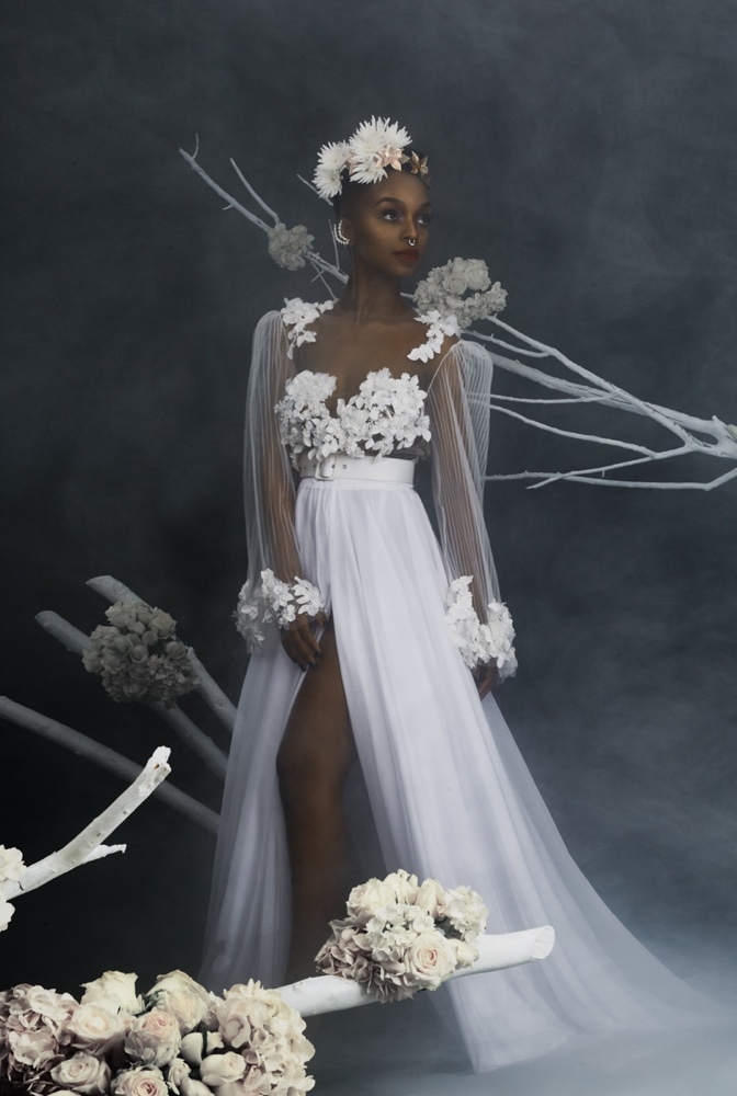 Orapeleng Module Style Avenue Bridal Lookbook Featuring