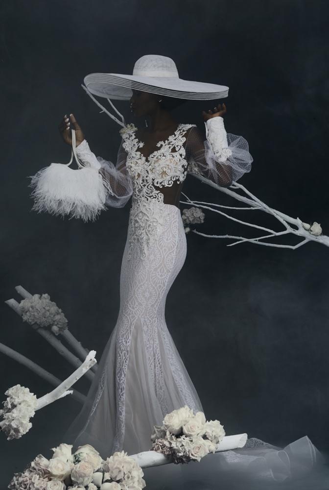 Orapeleng Module Style Avenue Bridal Lookbook Featuring